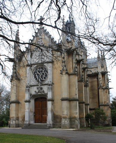 St Michael's Abbey Church