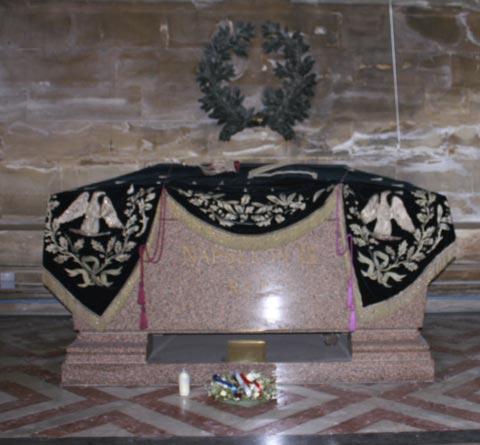 Napoleon III 's Sarcophagi.