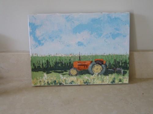 David's painting